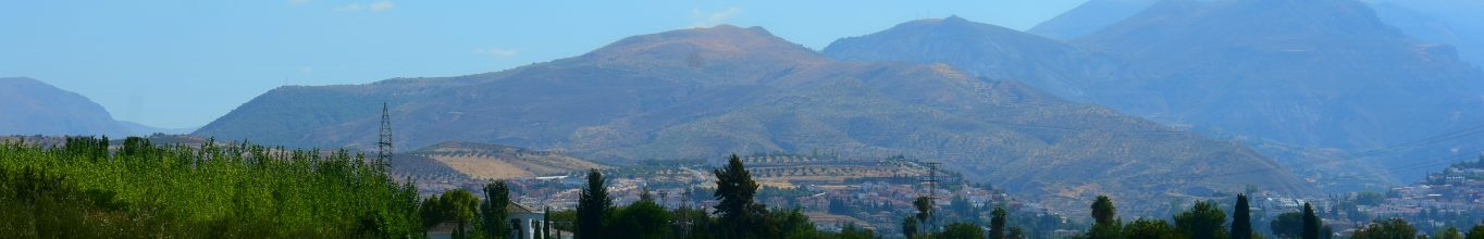 Finca rústica en Granada, el Aravenal, al lado PTS